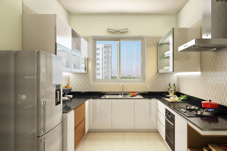 Kitchen - Raintree Boulevard