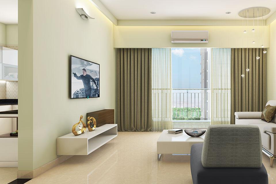 Living Room - Raintree Boulevard