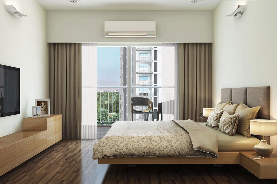 Master Bedroom - Raintree Boulevard