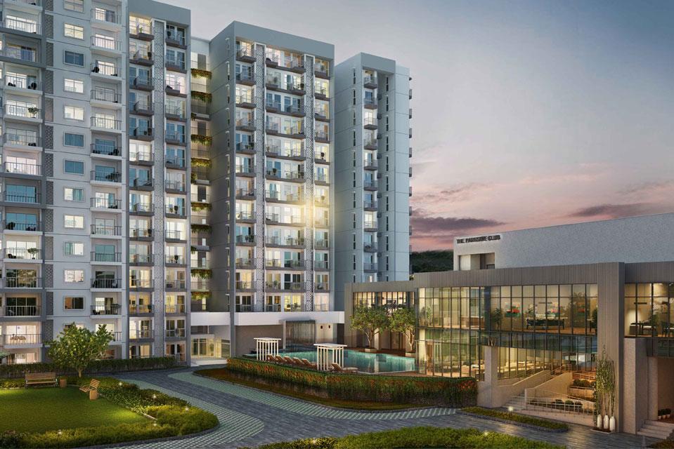 Meraki Tower (Studio Apartment) - Raintree Boulevard
