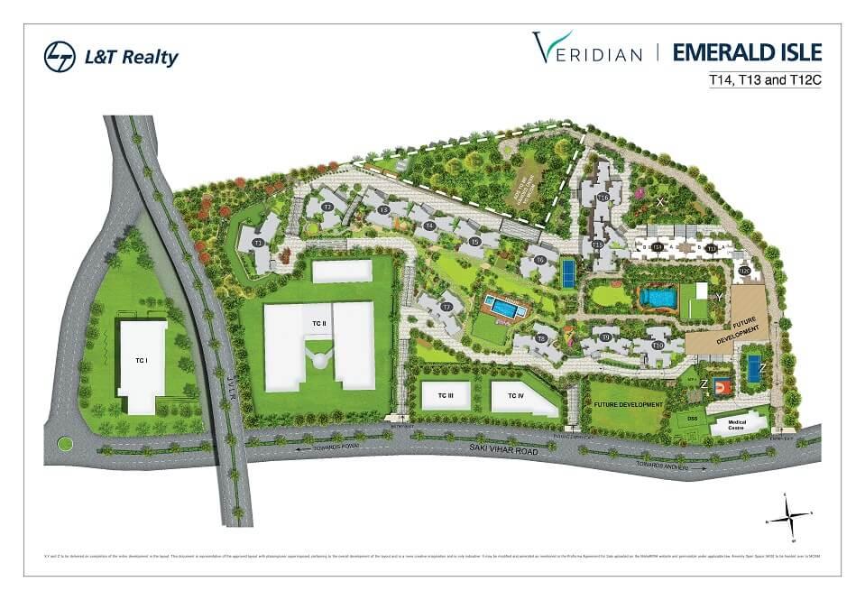 Site Plan - Emerald Isle