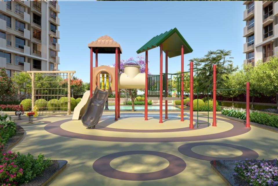 Kid's Play Area - Centrona Amenities
