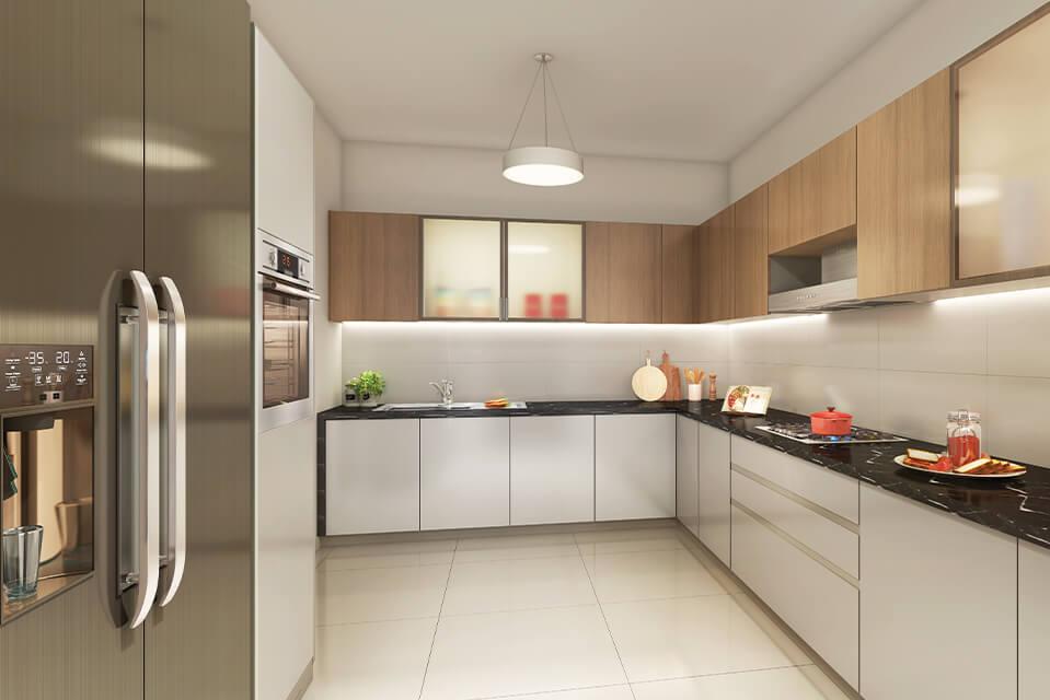 Kitchen - Rejuve 360 Amenities
